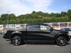 2013 black f150 harley davidson edition   2013 (13) FORD F150 HARLEY DAVIDSON 4x4 Supercrew Pick-Up 6.2 V8 Auto ...