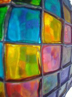 glasses, glass block, bricks, glass brick, color glass, colored glass