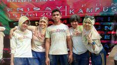 Kelompok KKN Bunar  #ColorRunIPDN2015