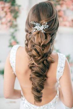 24 Steal-Worthy Wedding Hairstyles | Weddingomania