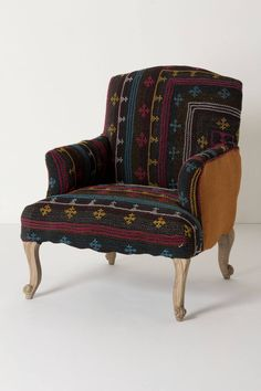 Kantha Armchair - anthropologie.com