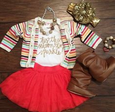 Taylor Joelle Designs: Children's Style Guide - Holiday Style
