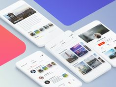 Looking for Free Travel App Design? Well, you're on the right way! This is an amazing app design released by Pawel Kwasnik. It will be an ideal choice for creating a wonderful presentation in no time. App Design, Free Design, Videos Mexico, Mobile App Ui, Mobile Mobile, Responsive Layout, Ui Web, Star Wars Collection, Photoshop Design