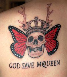 God Save McQueen