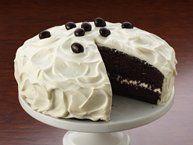 Chocolate-Espresso Cake (Gluten Free)