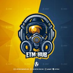 Gas mask Soldier E sports mascot logo , Best game graphic design, Top gaming inspiration ideas by yugoii Typography Logo, Art Logo, Top Graphic Designers, Gaming Logo, School Icon, Esports Logo, Logo Sticker, Cool Logo, Design Reference