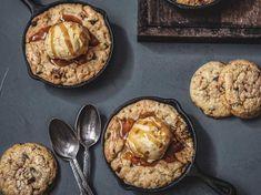 Pan cookie au caramel