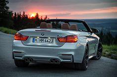 Interior BMW M4 Cabrio (2015)