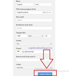 300 Gambar Cara Bikin Email HD Paling Baru
