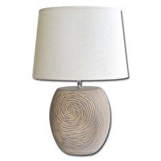 Polyresinová stolová lampa LA128pr, 52cm