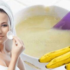 Cómo Blanquear Su Cara Con Leche En Sólo 15 Minutos, Maravilloso! - VIRALISTAS PRO Health Fitness, Banana, Fruit, Youtube, Miami, Diy Furniture, Bb, House, Women's