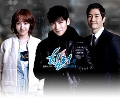 Healer!!! That one was a cool drama!!
