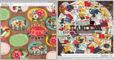 The latest digital scrapbooking news, challenges, freebies and inspirational stuff from your favorite SWEET spot! Bingo, Shadow Box, Digital Scrapbooking, Archive, At Least, Challenges, Holiday Decor, Sweet, Summer