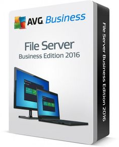 AVG File Server Edition 2016 Protect your business data and network against hackers, malware and spam