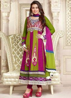 HANSIKA MOTWANI 7503 http://www.angelnx.com/Salwar-Kameez/