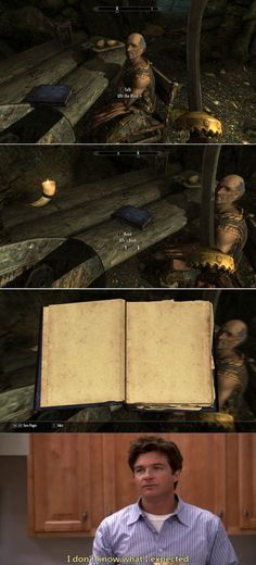 It's the small things in Skyrim... - http://geekstumbles.com/funny/lolsnaps/its-the-small-things-in-skyrim-2/