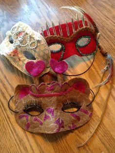 Masquerade! #Halloween #Costumes #Masks