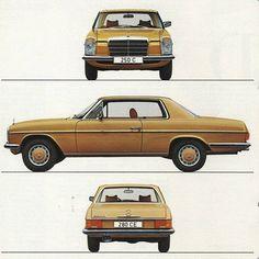 #w114 #coupe #strich8 #strichacht #strichachtcoupé #stroke8 #mbclassic #mbenz #mbfanphoto #daimlerbenz #mbheritage #mercedesbenzclassic #mercedesclassic #benzclassic #classiccar #oldtimer #мерседесбенц #мерседесклассик Mercedes W114, Mercedes 280, Classic Mercedes, M Benz, Daimler Benz, Corvette, Classic Cars, Instagram Posts, Automobile