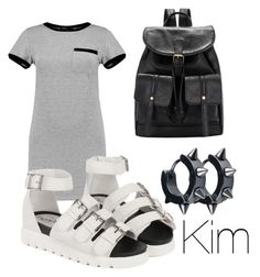 """""""Untitled #14"""" by skimv ❤ liked on Polyvore featuring beauty and Boohoo"""