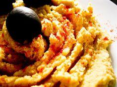 Receta vegana de humus, beneficiosa para bajar la creatinina