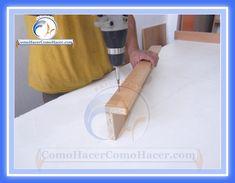 Muebles de Cocina Construcción Diy Cabinets, Furniture Ideas, Ideas, Furniture Plans, Decorating Kitchen, Home, Bricolage