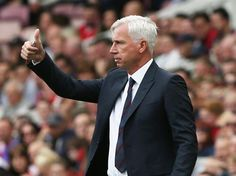 Pardew Hails First League Win Of 2016/17
