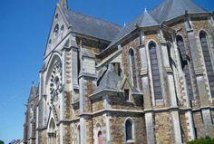 La ciudad de Saint-Philibert de Grand Lieu, Pays de la Loire, Francia http://www.stphilbert.fr/