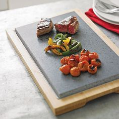Steakstones Sizzling Sharing Plate