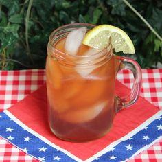 Our drink of choice, an Arnold Palmer! #MyAllrecipes #AllrecipesAllstars