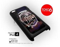 AJ 3628 Pierce the Veil Logo Vintage - iPod 4/4s Case   toko6 - Accessories on ArtFire