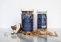 Sommer House Granola — The Dieline - Branding & Packaging