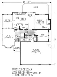 interesting first floor but master suite on 2nd floor