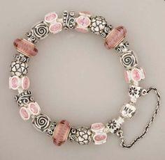 <3 my Pandora bracelet - best gift ever :)