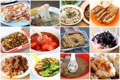 Malaysian food trail