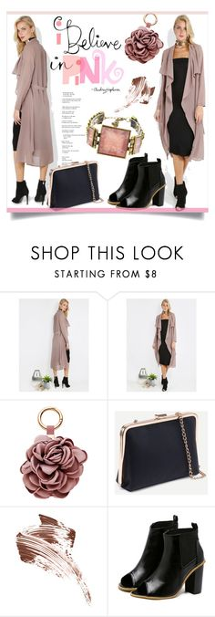 """""""I believe in Pink"""" by mahafromkailash ❤ liked on Polyvore featuring Bobbi Brown Cosmetics"""