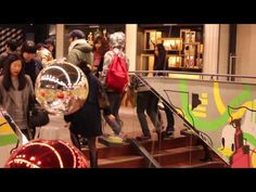 OLIVE YOUNG - Myeongdong Lifestyle Experience Center - YouTube