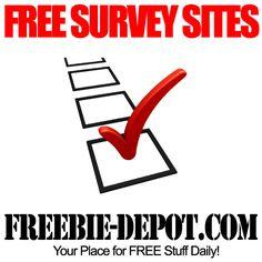Free Survey Sites Surveys For Cash, Paid Surveys, Survey Sites, Extreme Couponing, Money Matters, Earn Money Online, Money Saving Tips, Extra Money, Budgeting