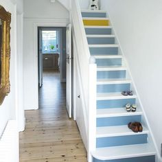 Small hallway ideas – Small hallway furniture – Small hallway decor ideas Looking for decorating updates for small hallways? See our small hallway ideas which include storage ideas to fit a compact space Small Hallway Furniture, Entryway Decor, Furniture Decor, Bedroom Decor, Decor Room, Hallway Designs, Hallway Ideas, Hallway Paint Colors, Flur Design