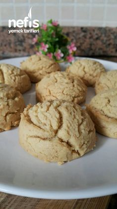 Hindistan Cevizli Tahinli Enfes Kurabiye (Şipşak) – Kurabiye – Las recetas más prácticas y fáciles Coconut Cookies, Coconut Recipes, Turkish Recipes, I Foods, Cookie Recipes, Catering, Food To Make, Food And Drink, Yummy Food