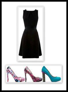 Ta Anela (six ways to fresh up black dress) [writer] | notemote®