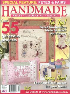 Handmade magazine vol 27 No 1