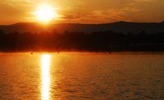 Heron Lake State Park  #heron  #lake #nm #statepark #sunset