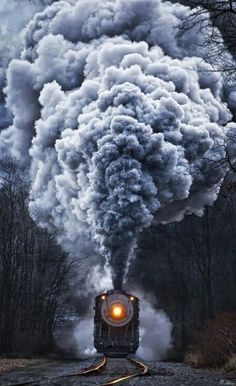 Steam engine magic