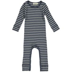 MarMar Stripes Plain Rumpy (ombre blue/grey)