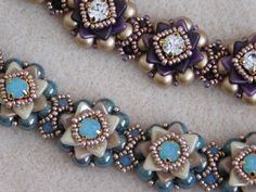 Bead Bracelet Tutorial Pattern Beadweaving Jewelry