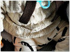 Sweater for 6 m.o. baby boy. Orders: https://www.facebook.com/knitterskeeter J.J. & The Bear: wool&feathers