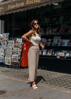 98f60da30c183 Shop the Look from Kim Turkington on ShopStyleCasual dressing wearing Cos