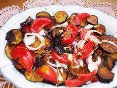 Итальянский салат - Империя вкусов Caprese Salad, Bruschetta, Veggies, Healthy Eating, Cooking, Ethnic Recipes, Food, Google, Essen