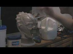NÁVODY   Masky   Liquid latex - suroviny pro výrobu masek a speciální FX efekty, latexové barvy na tělo, tekutá guma