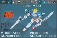 AH Gundam, i used to play it a lot when i was a kid!